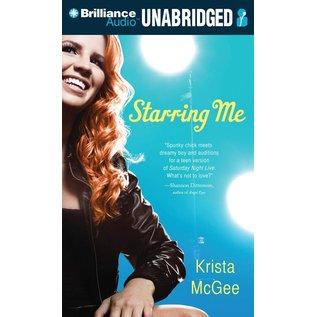 AudioBook - Starring Me (Krista McGee)
