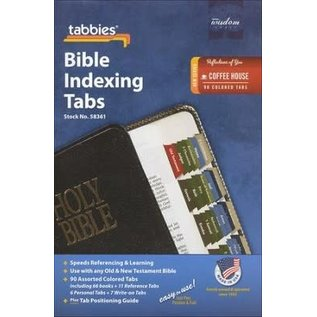 Bible Indexing Tabs - Coffee House