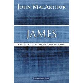 MacArthur Bible Studies: James (John MacArthur), Paperback
