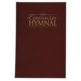 The Christian Life Hymnal, Burgundy Hardcover