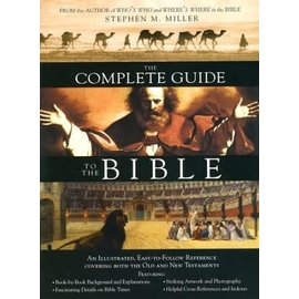 The Complete Guide to the Bible (Stephen Miller), Paperback