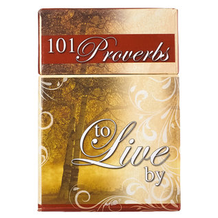 Box of Blessings - 101 Promises: Proverbs To Live by