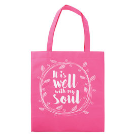 Tote Bag - It is Well with my Soul