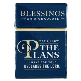 Box of Blessings - For a Graduate