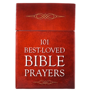 Box of Blessings - 101 Best-Loved Bible Prayers