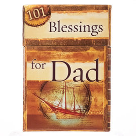 Box of Blessings - 101 Blessings for Dad