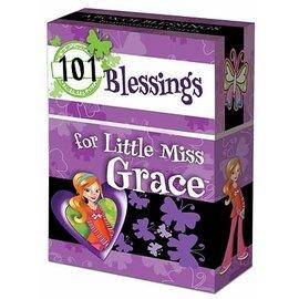 Box of Blessings - 101 Blessings for Little Miss Grace
