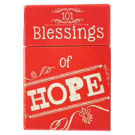 Box of Blessings - 101 Blessings of Hope