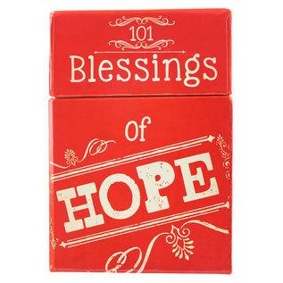 Box of Blessings - 101 Blessings of Hope