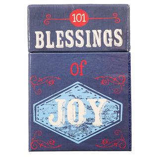 Box of Blessings - 101 Blessings of Joy