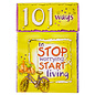 Box of Blessings - 101 Ways to Stop Worrying