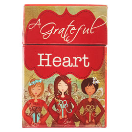 Box of Blessings - A Grateful Heart
