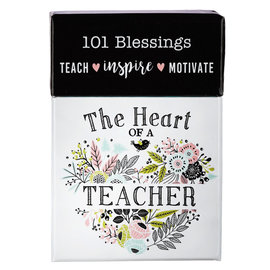 Box of Blessings - The Heart of a Teacher