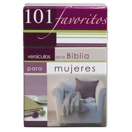 Box of Blessings - 101 Versículos favoritos para mujeres (Spanish)