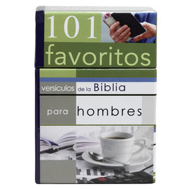 Box of Blessings - 101 Versículos favoritos para hombres