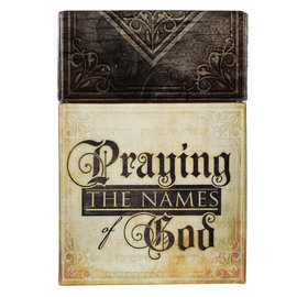 Box of Blessings - Praying the Names of God