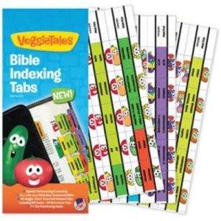 Bible Indexing Tabs - Veggie Tales
