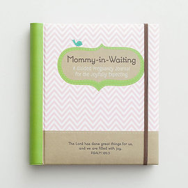 Journal - Pregnancy, Mommy in Waiting
