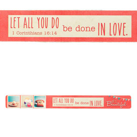 Magnetic Strip - Let All You Do Be Done in Love
