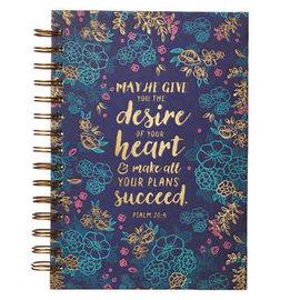 Journal - Desire of your Heart, Wirebound