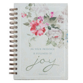Journal - Fullness of Joy, Wirebound