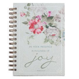 Journal - Fullness of Joy, Wirebound