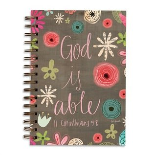Journal - God is Able, Wirebound