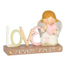 Angel - Love Never Fails