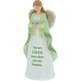 Angel - You are Loved, Green
