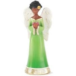 Angel - with Heart, Ebony Womanhood