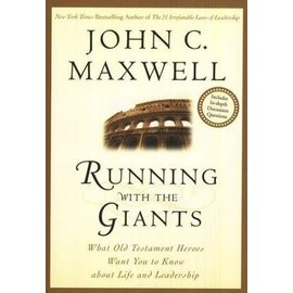Running with the Giants (John C. Maxwell), Hardcover