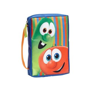 Bible Cover - Veggie Tales