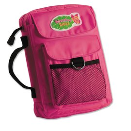 Bible Cover - Adventure Bible, Pink