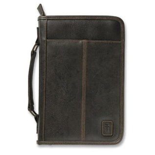 Bible Cover - Aviator, Brown