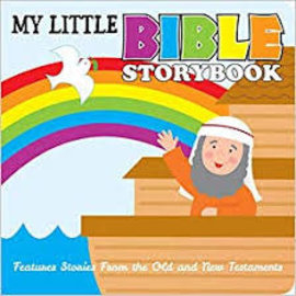 My Little Bible Storybook, Board Book