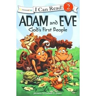 I Can Read Level 2: Adam and Eve, God's First People
