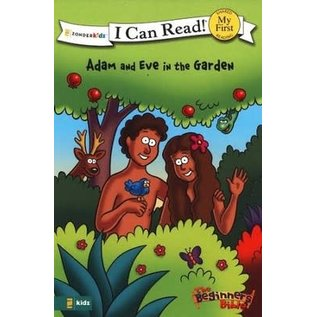 I Can Read My First: Adam and Eve in the Garden