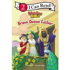 I Can Read Level 2: Brave Queen Esther