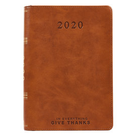 2020 Executive Planner - Give Thanks