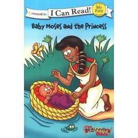 I Can Read My First: Baby Moses and the Princess