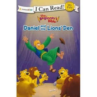 I Can Read My First: Daniel and the Lions Den
