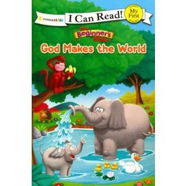 I Can Read My First: God Makes the World