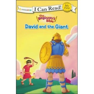 I Can Read My First: David and the Giant