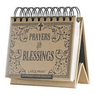 DayBrightener - Prayers And Blessings, Large Print