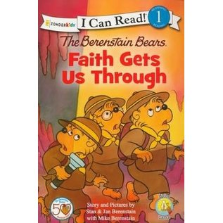 I Can Read Level 1: The Berenstain Bears - Faith gets us Through