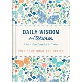 2020 Devotional - Daily Wisdom for Women, Hardcover
