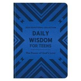 2020 Devotional - Daily Wisdom for Teens