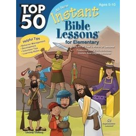 Instant Bible Lessons for Elementary, Top 50