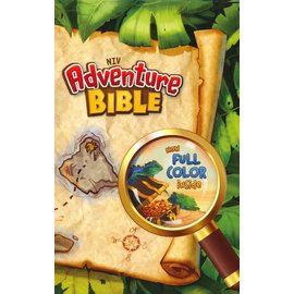 NIV Adventure Bible, Paperback