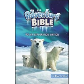 NIV Adventure Bible, Polar Bear Hardcover